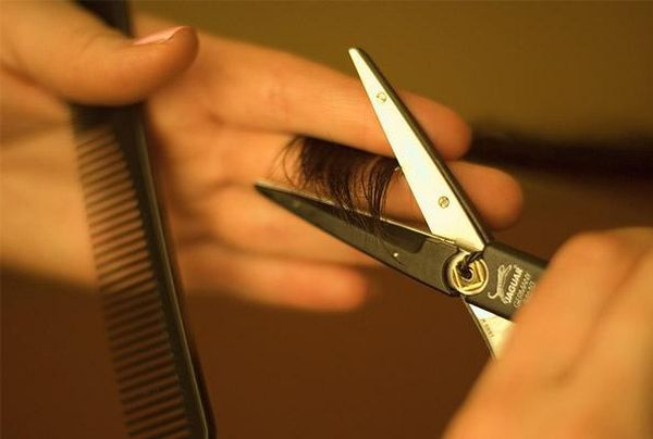 Как подстричь ребенка машинкой