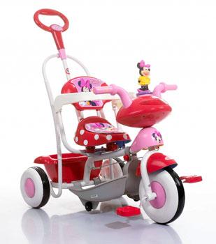 Велосипеды для малышей имеют множество полезных и интересных приспособлений.