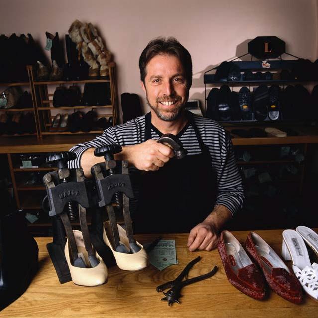 Не жалейте времени на поиски  хорошей обувной мастерской