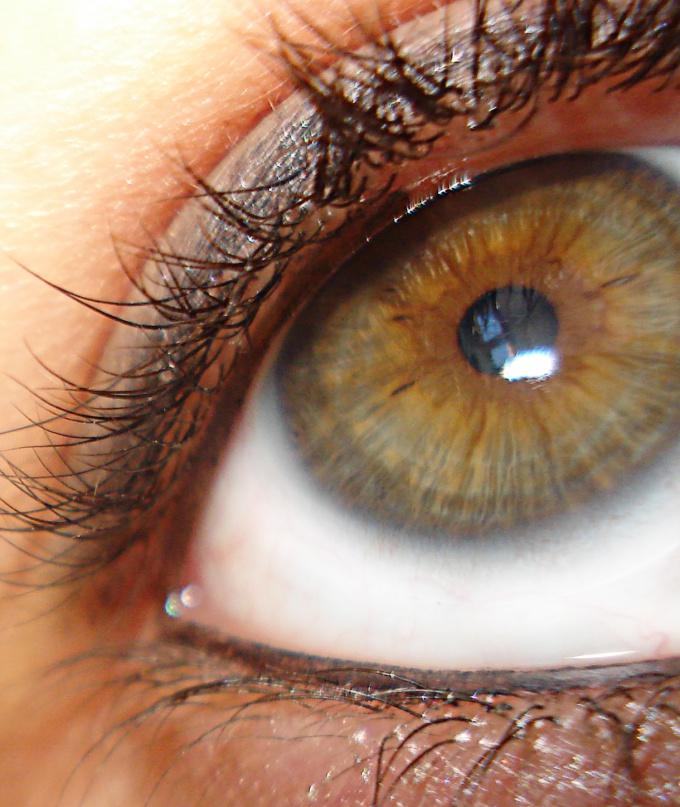 Кардинально изменить цвет глаз без линз невозможно