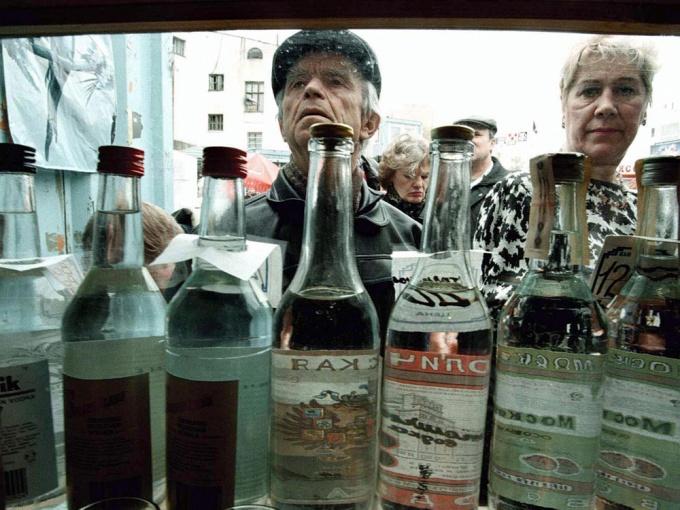 Как продавать алкоголь