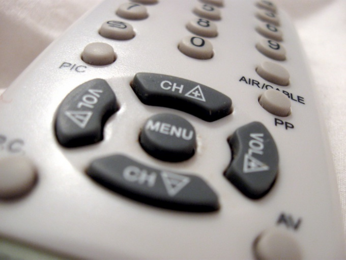 How to fix the TV remote