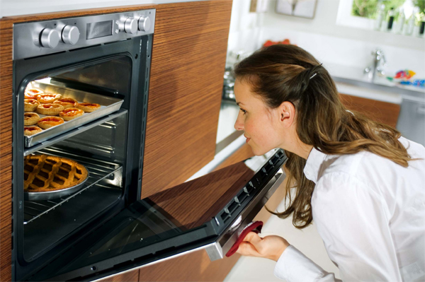 How to choose a oven built