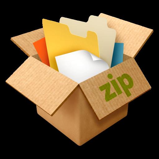 Архив объединяет группу файлов в один