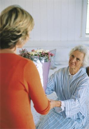 Налаживайте отношения с его  мамой с первого дня