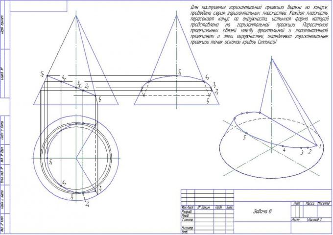 Как сдать начертательную <strong>геометрию</strong>