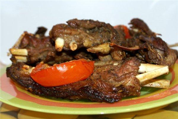 Порадуйте любимого человека ароматным мясным блюдом.