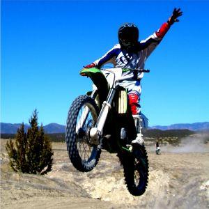 Как поставить мотоцикл на контроль
