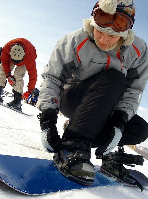 Как подобрать ботинки для сноуборда