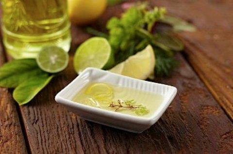 оливковое масло и лимонный сок - эффективное средство очищения печени