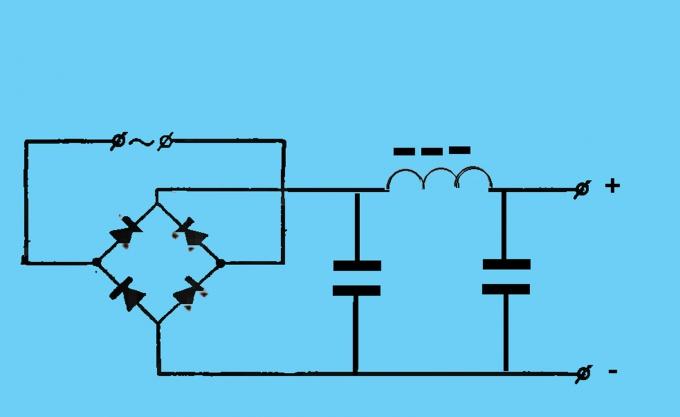 Как собрать генератор тока