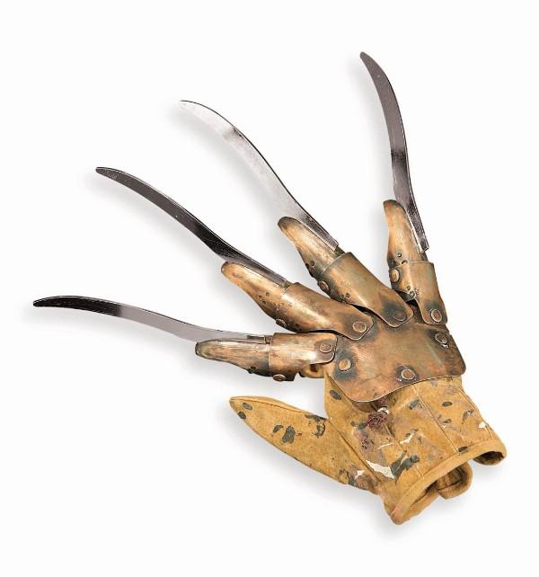 Как сделать перчатку фредди