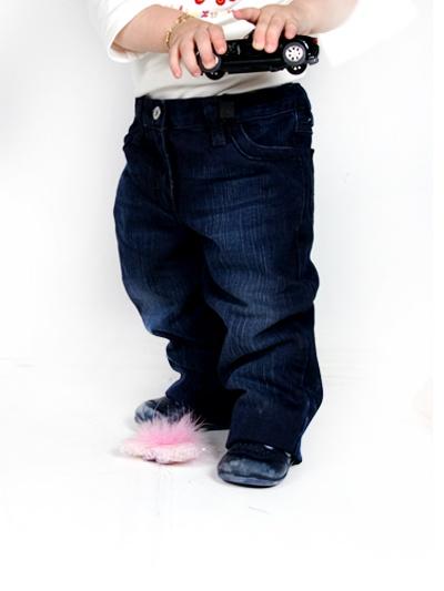 Как сшить джинсы на ребенка