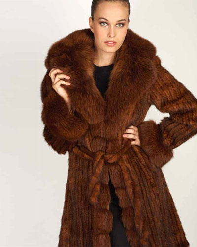 How to store mink coat in the summer