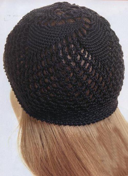 Как вязать зимнюю шапку