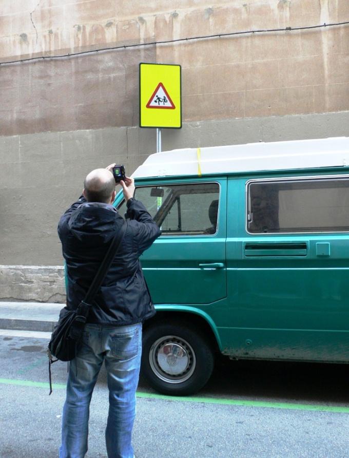 Как фотографировать на улице