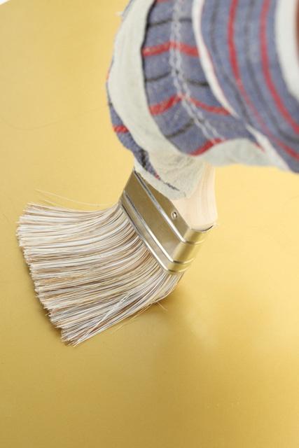 Как покрасить металл