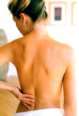 How to cure scoliosis at home