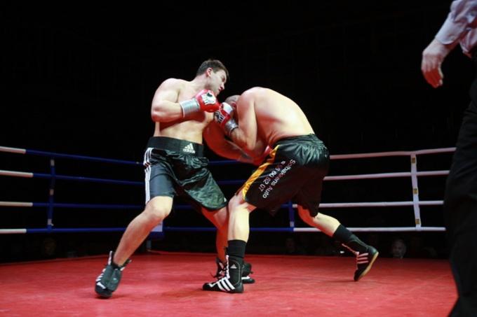 Как попасть на бокс