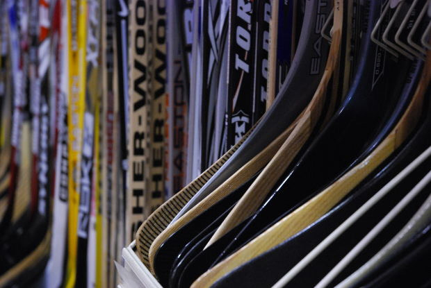 How to choose a hockey stick