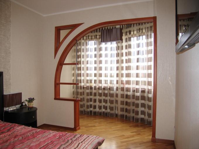 Как сделать арку дома