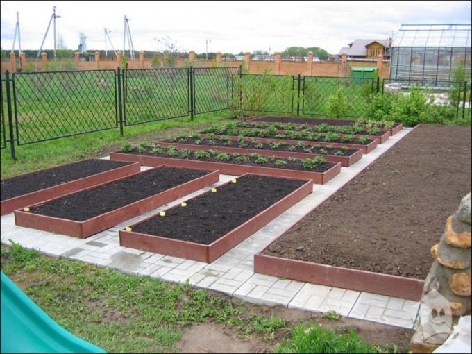 Как украсить свой <strong>огород</strong>