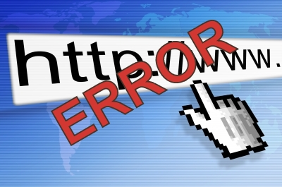 How to fix error on page