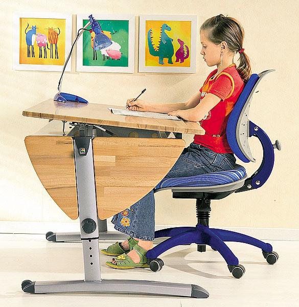 Как выбрать стул для школьника