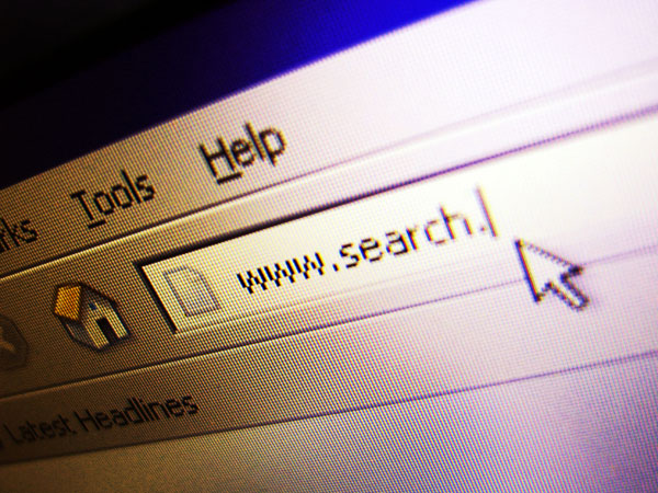Как искать на сайте