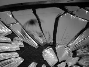 Как выбрасывать зеркала