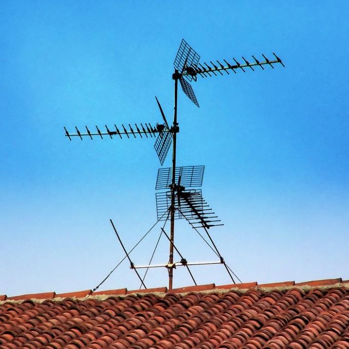 Как сделать телевизионную антенну