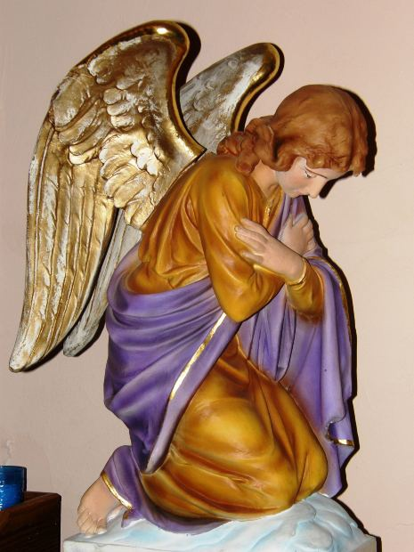 How to call a guardian angel