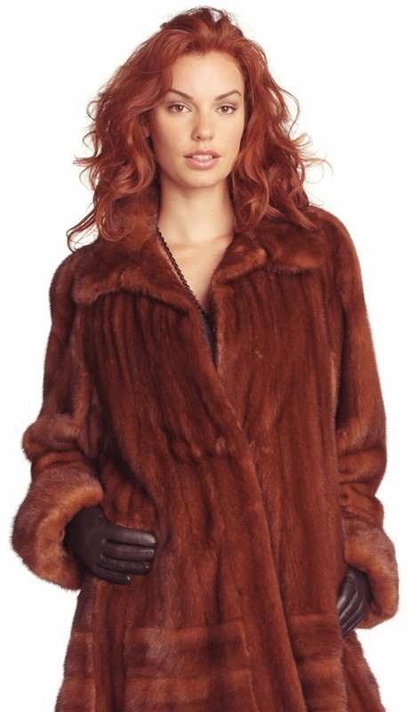 How determine quality mink coat