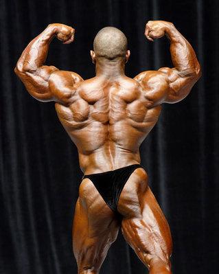 Как качать мышцы спины