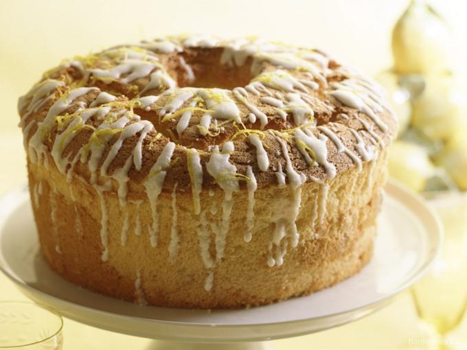 Как приготовить простой пирог