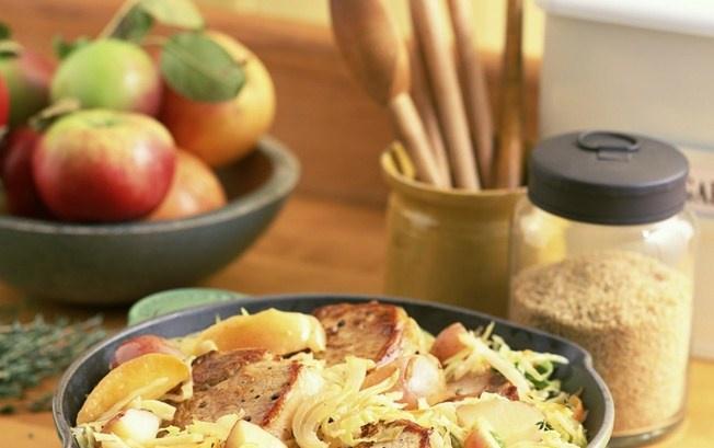 Как тушить картошку с курицей