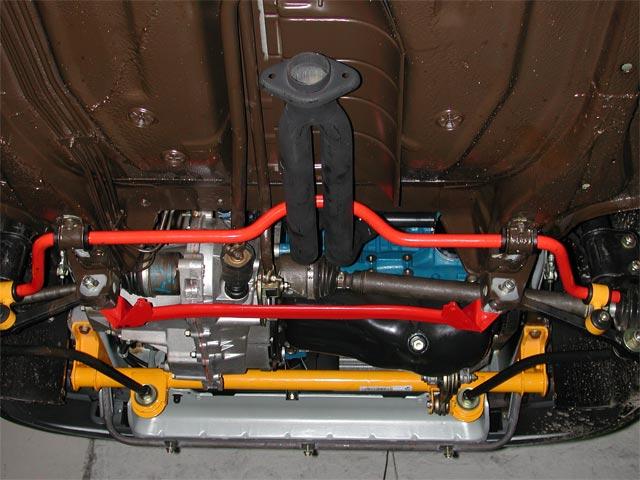 Тюнинг передней подвески ваз 2109 своими руками 51