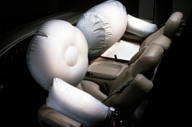 Как отключить подушку безопасности