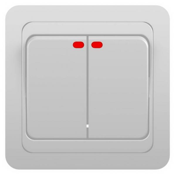Как подключить выключатель клавишный