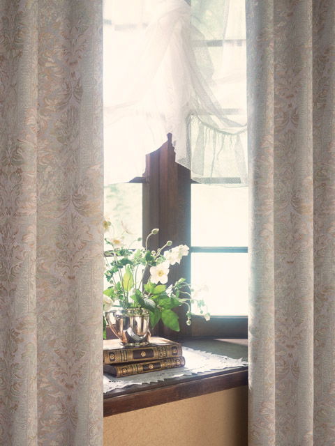 Как сшить прекрасные шторы самому