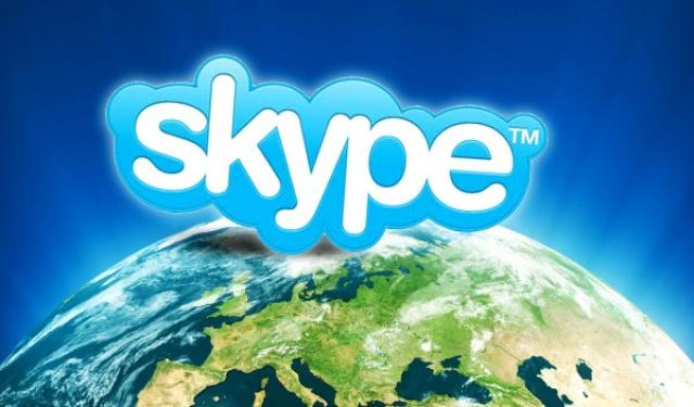 Skype - говорите со всем миром