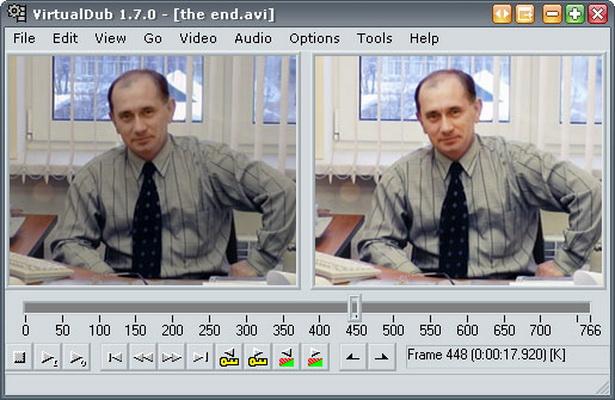Как вырезать кусочек из видео