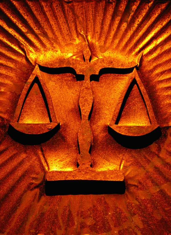 the law of karma is the law of equilibrium between good and evil forces in the world and human life