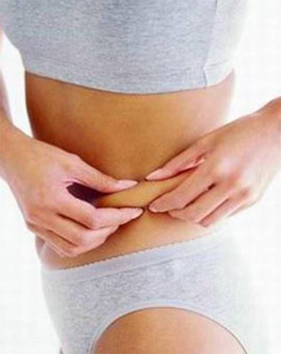 Как подтянуть кожу после родов