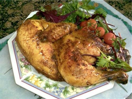 Как правильно приготовить курицу