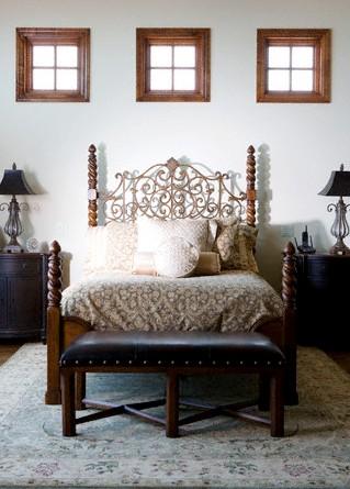 Как совместить спальню с комнатой