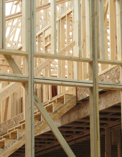 Как построить дом из каркаса