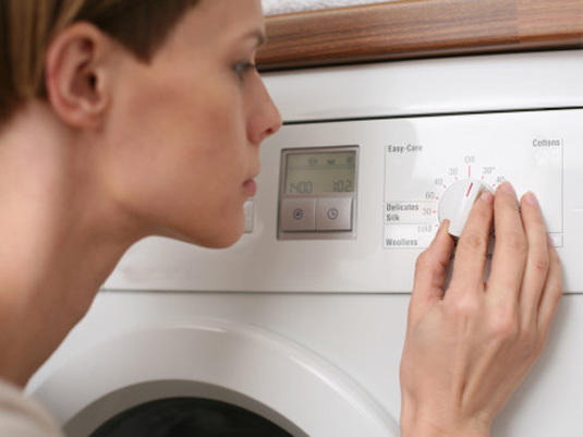 Как удалить накипь в стиральных машинах