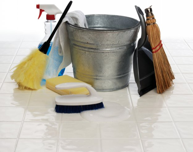 How to maintain cleanliness in the house