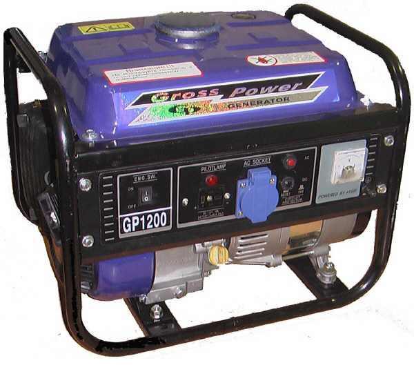 повысить мощность генератора